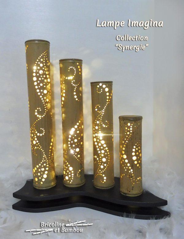 Lampe Bambou Imagina