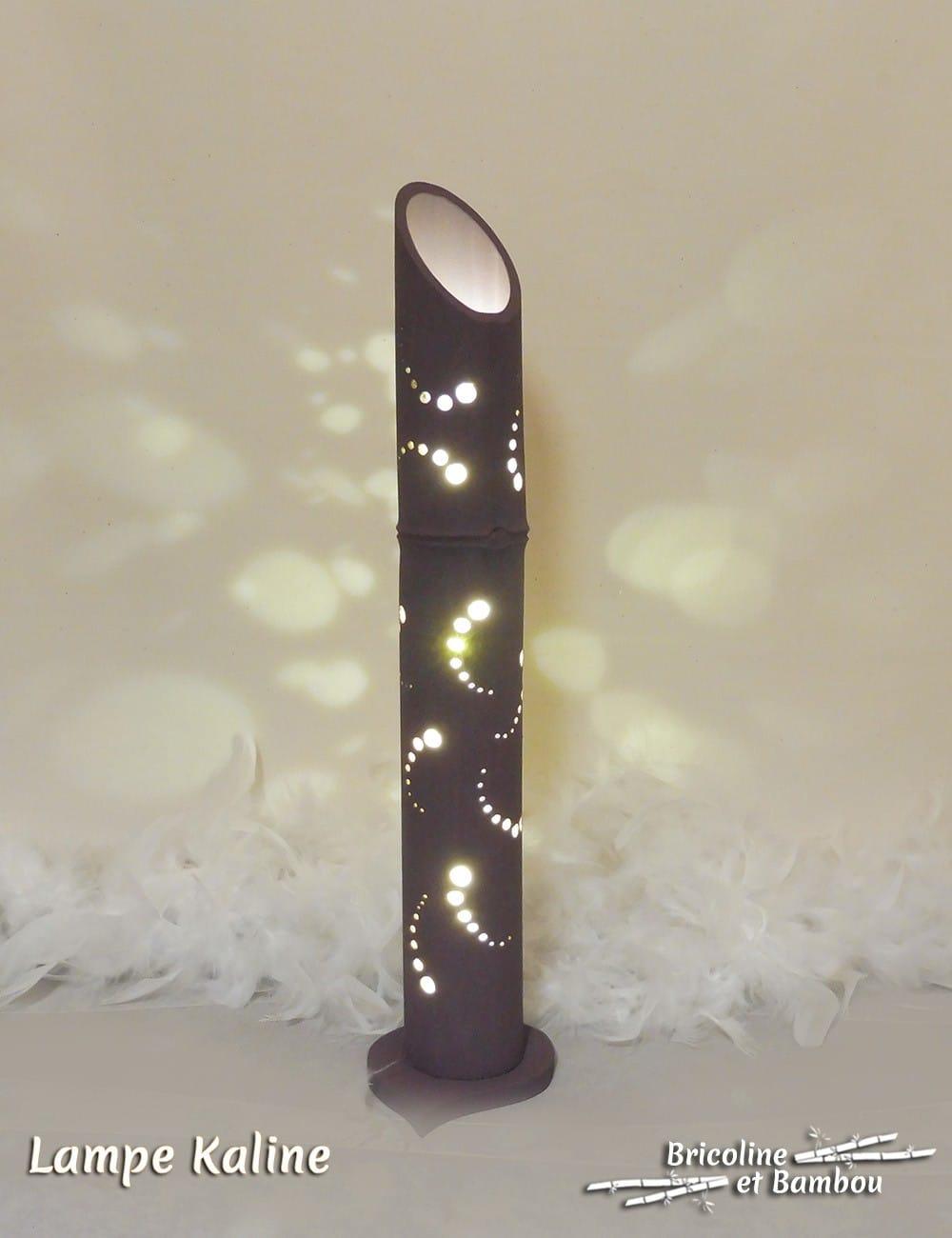 Lampe Bambou Kaline