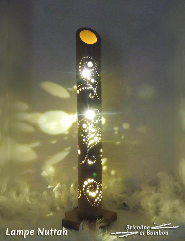 Lampe Bambou Nuttah 3