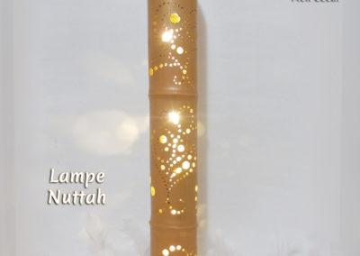 Lampe Bambou Nuttah