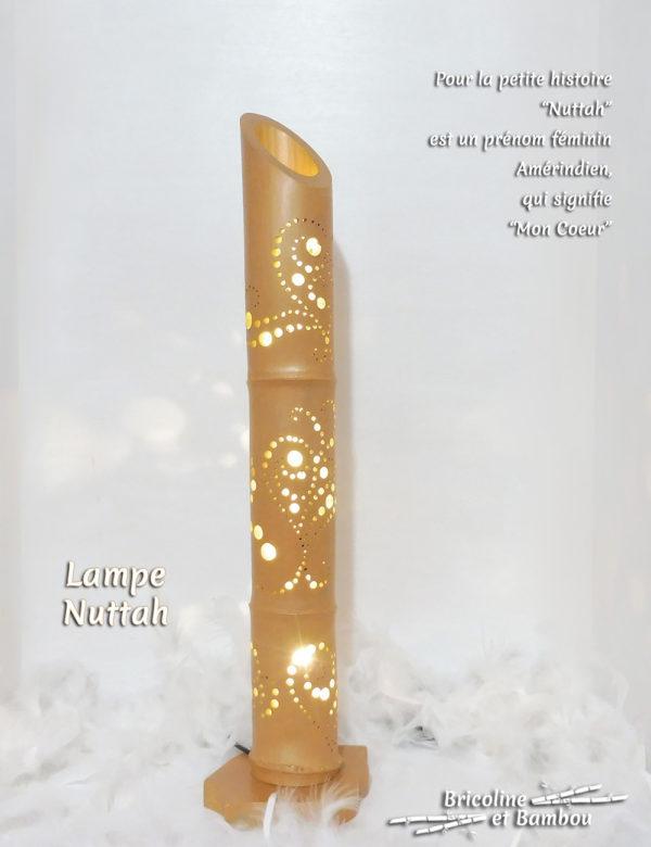 Lampe Bambou Nuttah 6