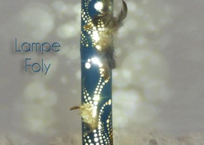 Lampe Bambou Foly