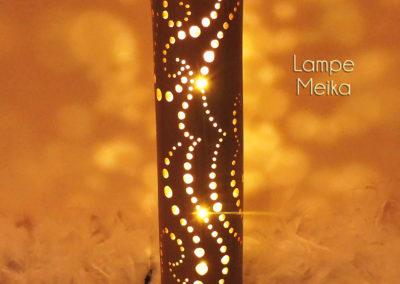 Lampe Bambou Meika