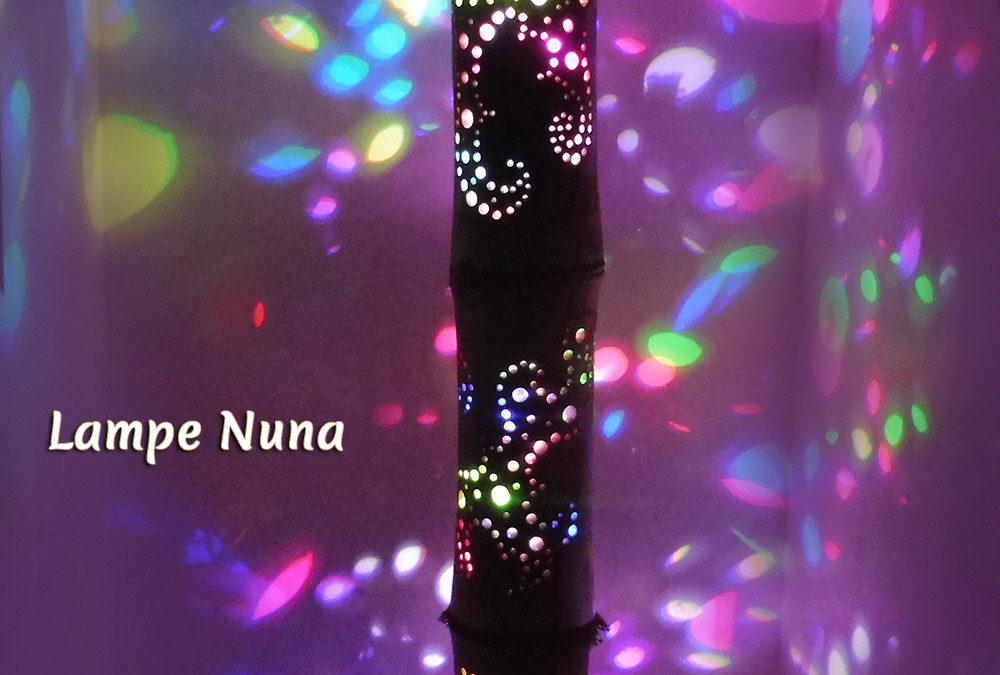 Lampe Bambou Nuna