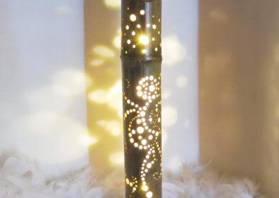 Lampe Bambou Loly