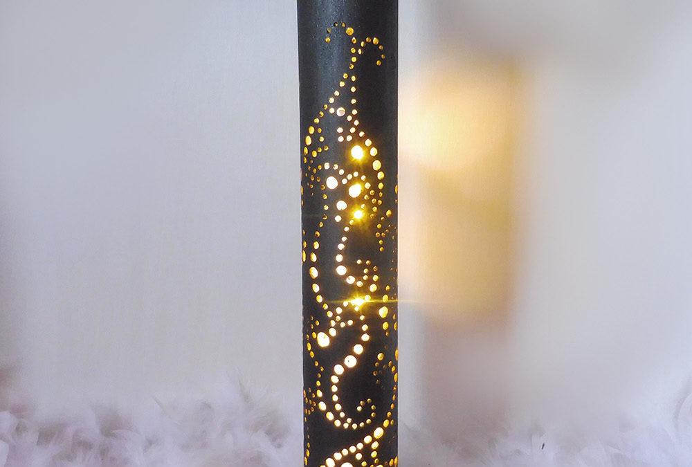 Lampe Bambou Miloh