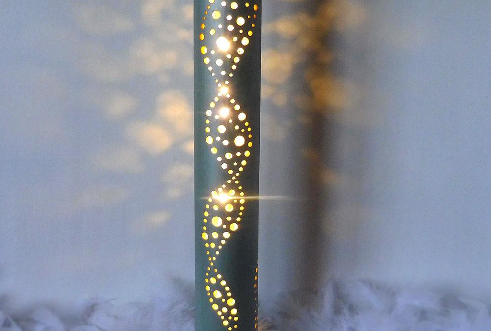 Lampe Bambou Nigella
