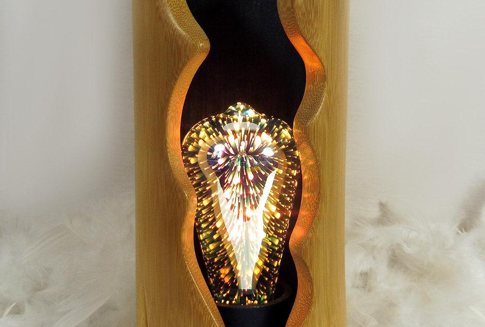 Lampe Bambou «Alphée»