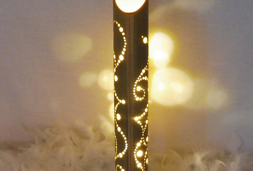 Lampe Bambou Anoki