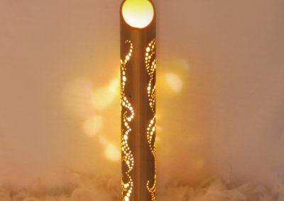 Lampe Bambou Litonya