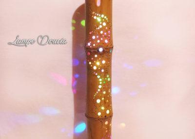 Lampe Bambou «Doucia»