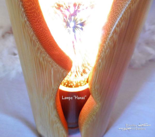 Lampe Bambou Hanaé