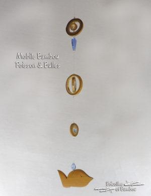 Mobile Poisson & Bulles