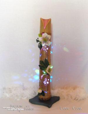 Lampe Bambou Elena