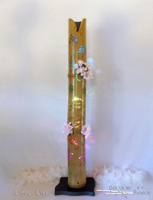 Lampe Bambou Lyra